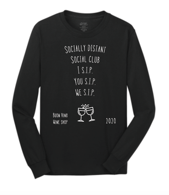 2020 SIP Long Sleeve T-Shirt
